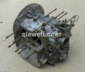 USED - Porsche 356 Engine Case