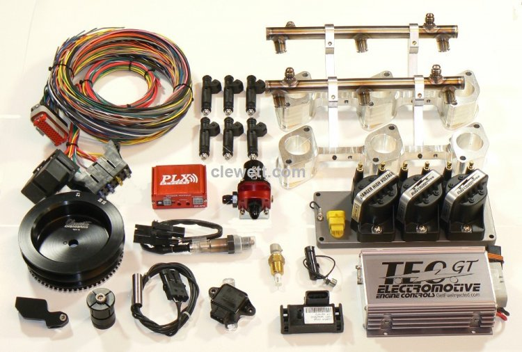 Wondrous 930 Turbo Cis To Efi Conversion Kit W Injector Blocks 9007 14 Wiring Database Numdin4X4Andersnl