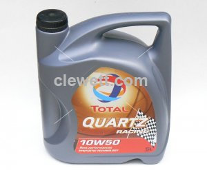 Total Quartz Racing, Motor Oil