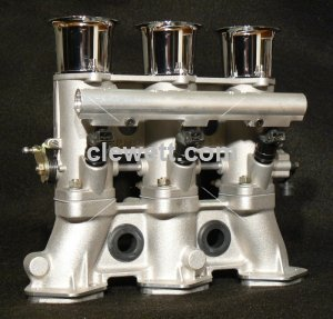 PMO throttle bodies, 46mm