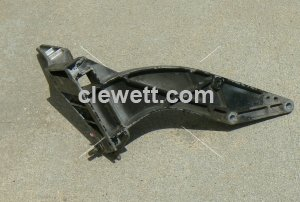 Used - A/C Compressor Support Bracket, Porsche 911