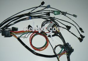 Upgrade - Terminated harness, Single Plug, COP, phased, 911