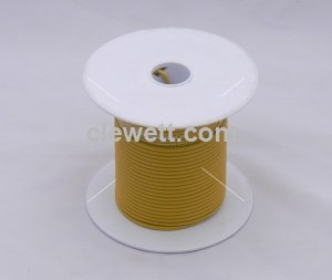 Primary Wire, 18ga Yellow