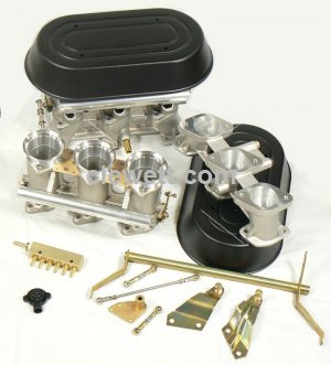 PMO throttle body kit, 50mm