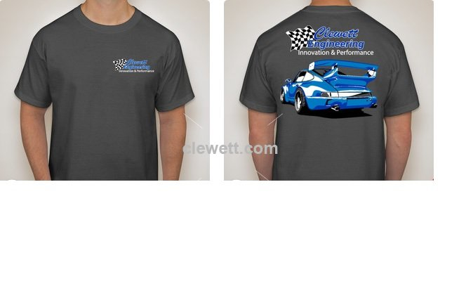 Clewett Engineering Shirt - Click Image to Close